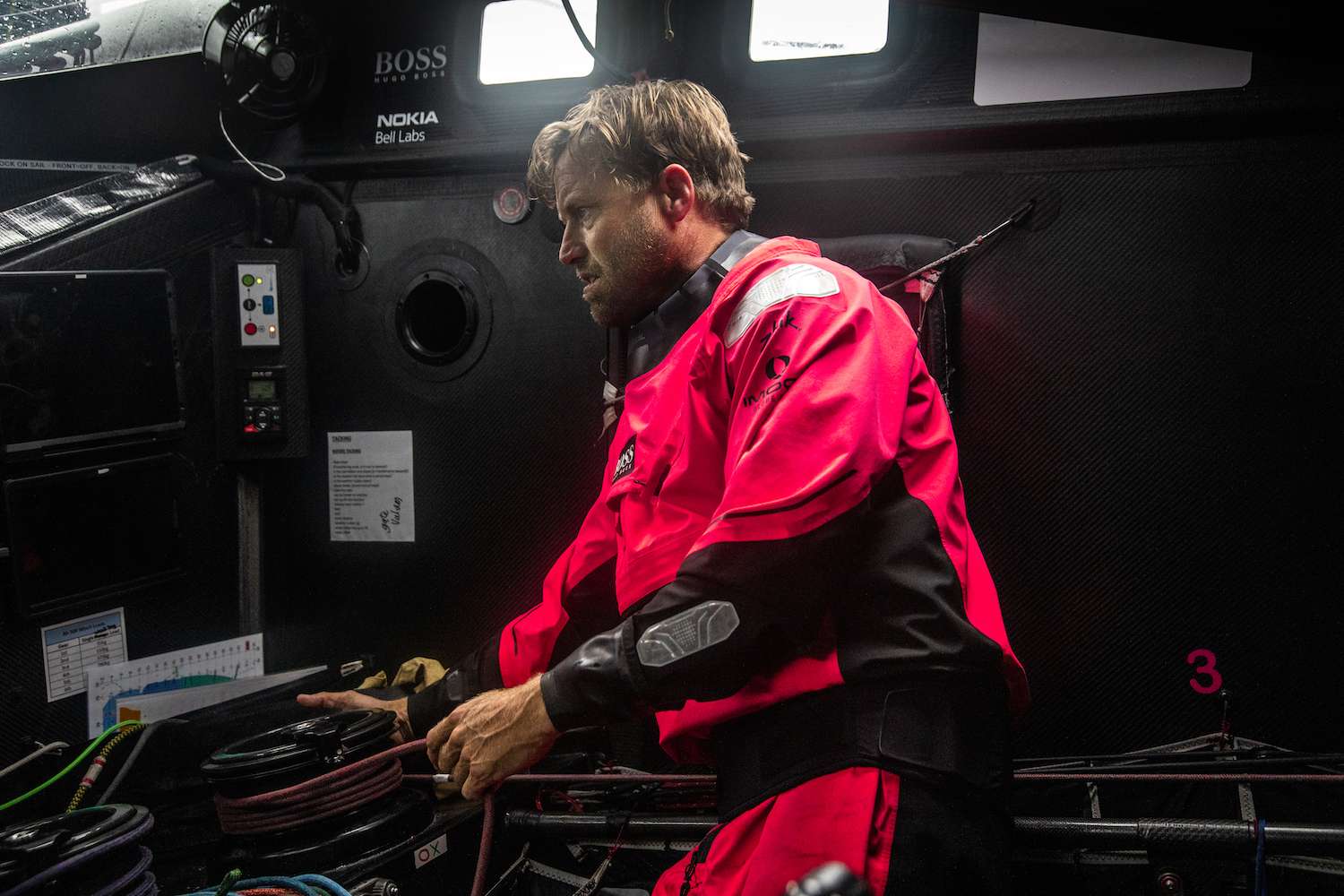 """""""This is the Vendée Globe. You have to be able to deal with this stuff"""""""