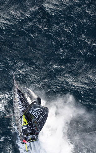 Win a Alex Thomson Racing Sailing Experience