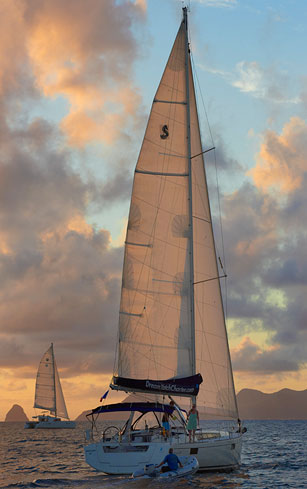 Win a 7 Day Yacht Charter